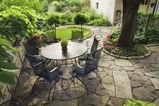 Garden and patio furniture.