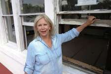 Betty Vexler is restoring a Monte Vista house with 44 windows, all of which needed some repair.