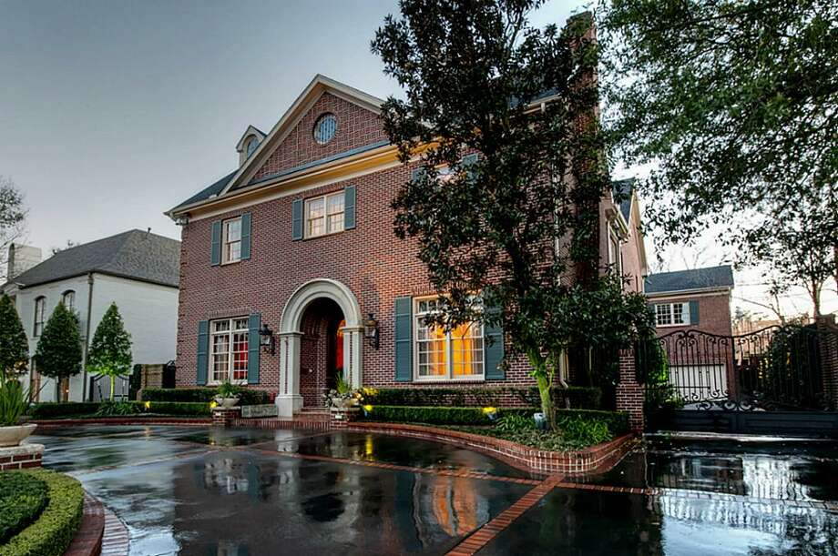 3221 Avalon Place: This 1991 home in Houston has 4-5 bedrooms, 6.5 bathrooms, 8,272 square feet, and is listed for $2,895,000. Open house: September 7, 2014 from 2 p.m. to 4 p.m. Photo: Houston Association Of Realtors