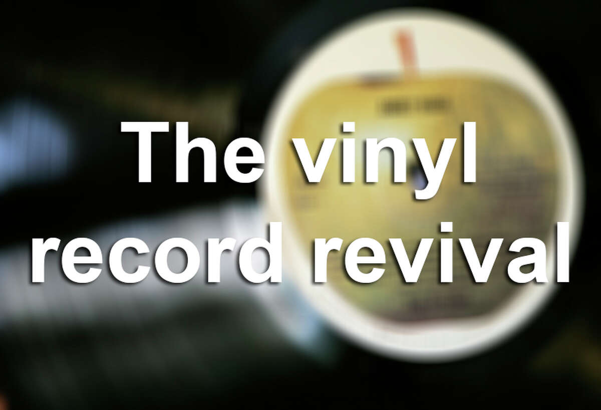 Vinyl record sales have jumped during the past several years and record companies have worked to oblige hungry collectors. Click through the slideshow to see some of the mania behind LP collecting.