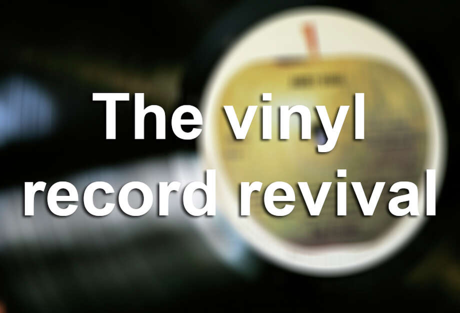 Vinyl record sales have jumped during the past several years and record companies have worked to oblige hungry collectors. Click through the slideshow to see some of the mania behind LP collecting. Photo: Don Ryan, AP Photo/Don Ryan / AP