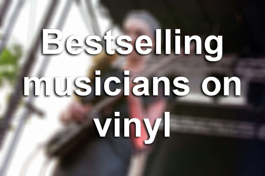 Vinyl records have seen a revival during the past several years. Record companies have sold 4 million LPs this year, according to the Nelsen Entertainment and Billboard's 2014 Mid-Year Music Industry Report.Here are the top ten bestselling artists on vinyl. Photo: Barry Brecheisen, Barry Brecheisen/Invision/AP / Invision