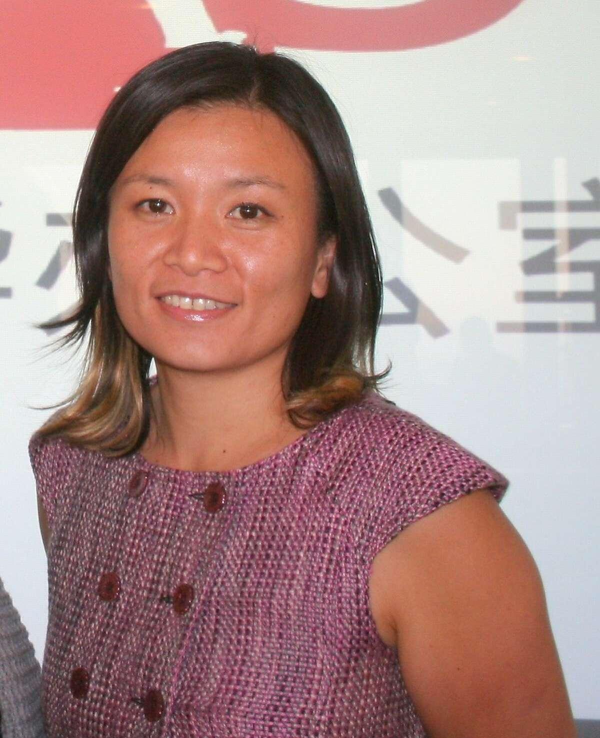 Ginny Fang, Executive Director, ChinaSF for Bottomline column