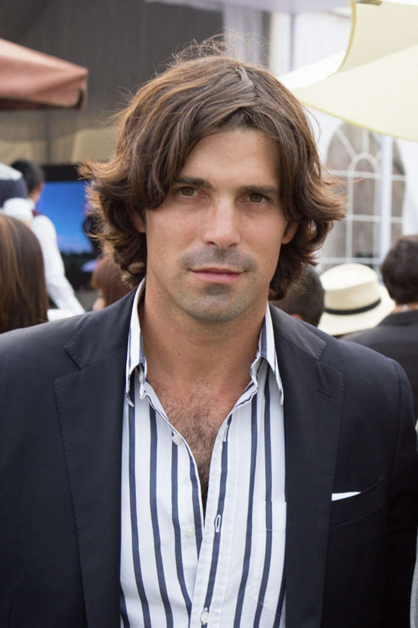 Ignacio 'Nacho' Figueras has also been a Ralph Lauren model for more than a decade.