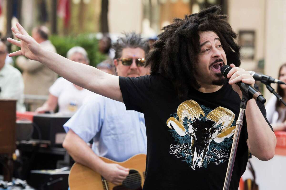 Assuming you're not rocking out to 'Thoven, listeners of Counting Crows (pictured), Radiohead, U2, Norah Jones, Bob Dylan and indie rocker Sufjan Stevens all scored the next-highest on the SATs, coming in with scores ranging from around 1170-1270.