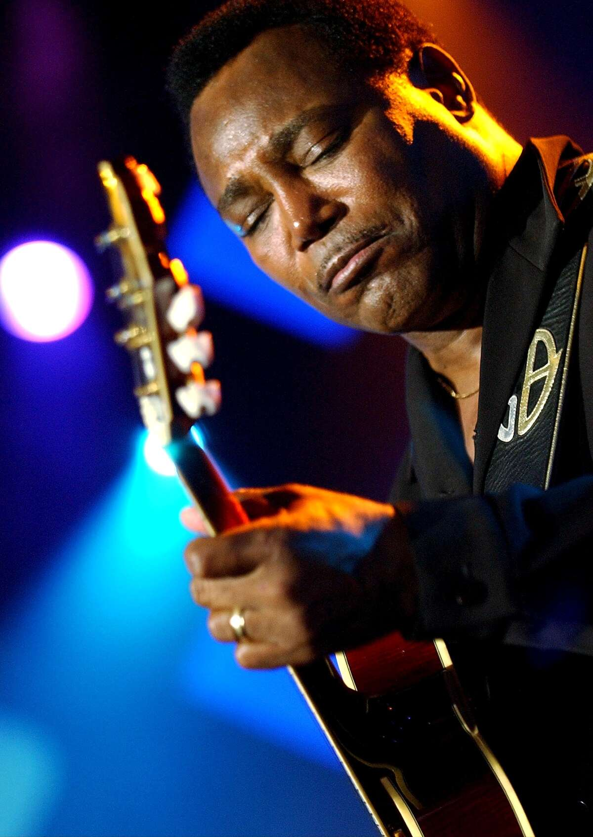 July 20 - George Benson George Benson brings a little jazz back to Wednesday, but he's also know for pop, R&B and scat.