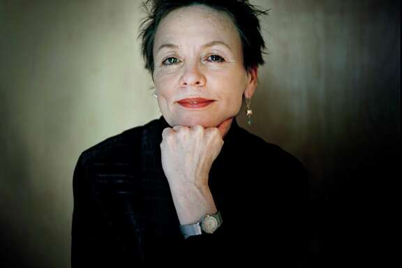 Legendary performance artist Laurie Anderson gives the second annual Mitchell Artist Lecture Wednesday at the University of Houston.