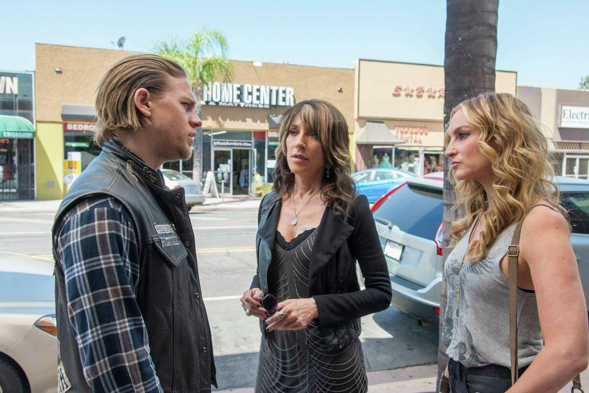 'Sons of Anarchy: Season 6' -After seizing control of its town, gun-running motorcycle club the Sons of Anarchy soon butts heads with rival biker gangs, racist groups and the law. Meanwhile, young Jax Teller finds himself torn between protecting his son and loyalty to his gang. Available Oct. 25
