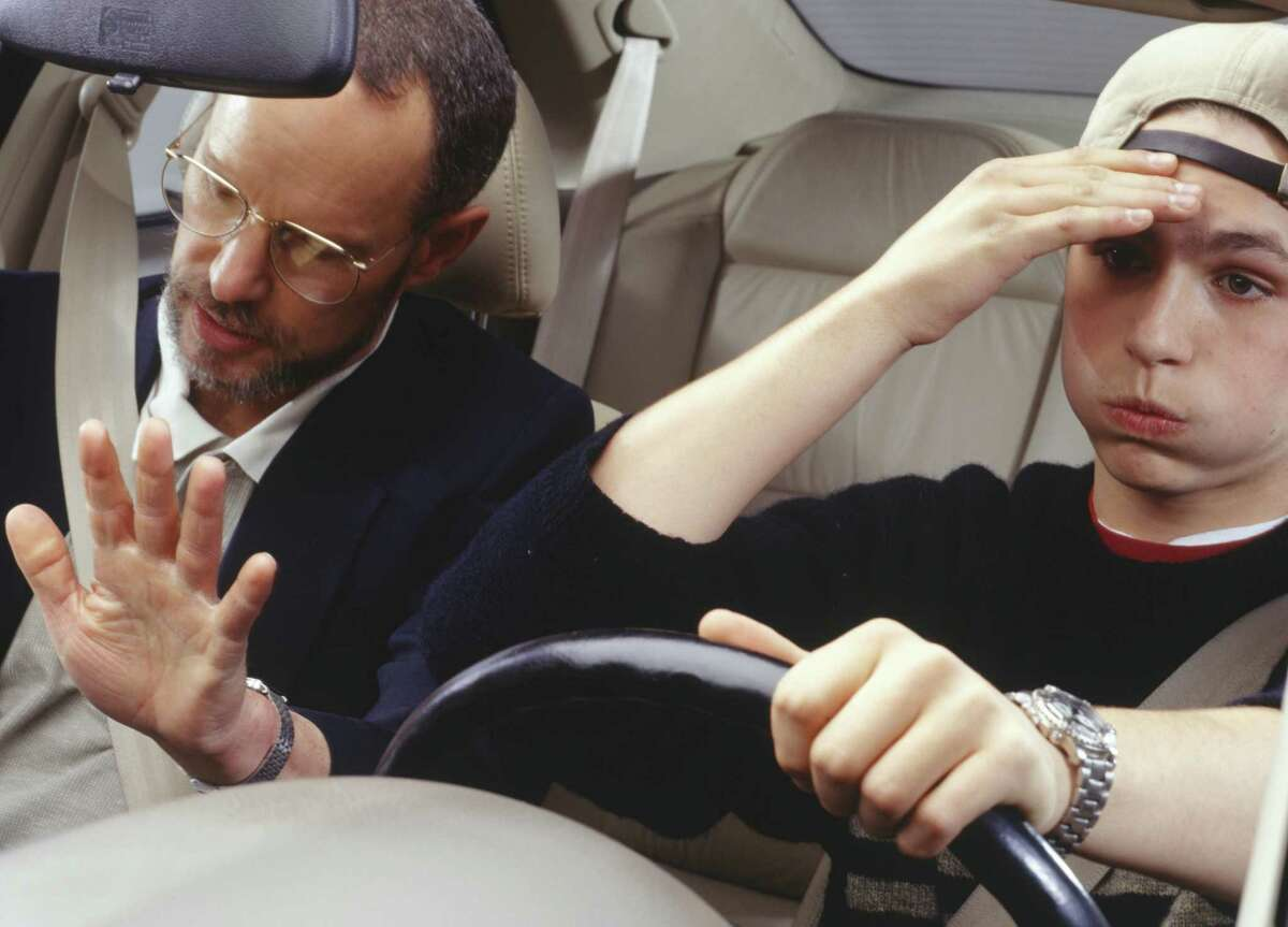 Fun? Terrifying? Share your driving-school memories.