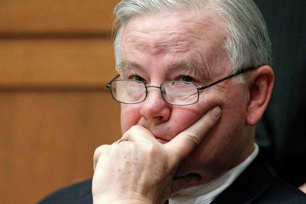 Rep. Joe Barton says he believes lifting the export ban would further lift domestic oil production and in the end help refiners.