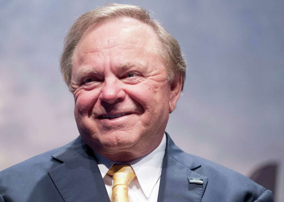 Oilman Harold Hamm could lose billions to his estranged wife in a case that could have SEC implications.