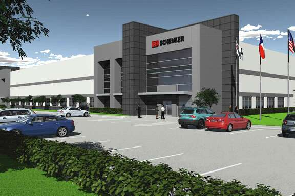 DB Schenker has leased 150,000 square feet for a build-to-suit project in the Kenswick AirFreight & LogisticsCentre near Bush Intercontinental Airport. A joint venture of Trammell Crow Co. and Clarion Partners is the developer.