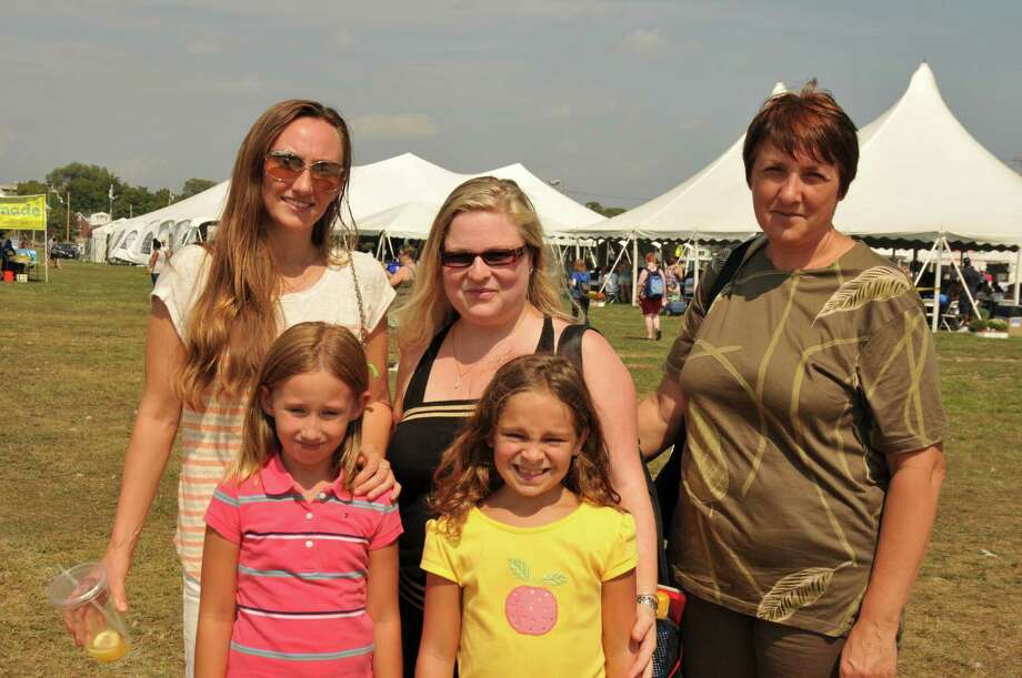 The 2014 Norwalk Oyster festival took place on September 5, 6 and 7 at Veterans Memorial Park in Norwalk. On Saturday, August 6 festival goers enjoyed food, activities and live music from headliner Joan Jett and The Blackhearts. Were you SEEN? Photo: Picasa, Bill McMenamey