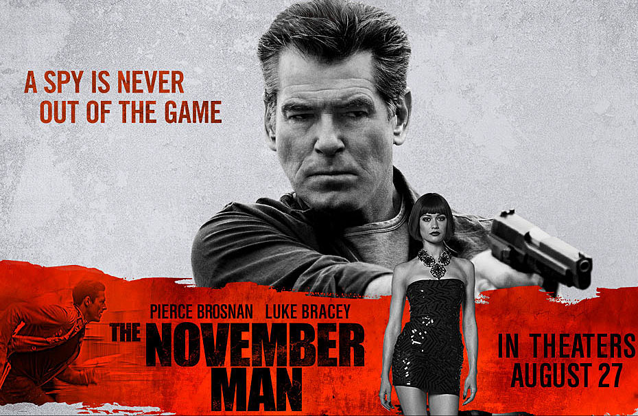 Granger On Movies The November Man Fairfield Citizen