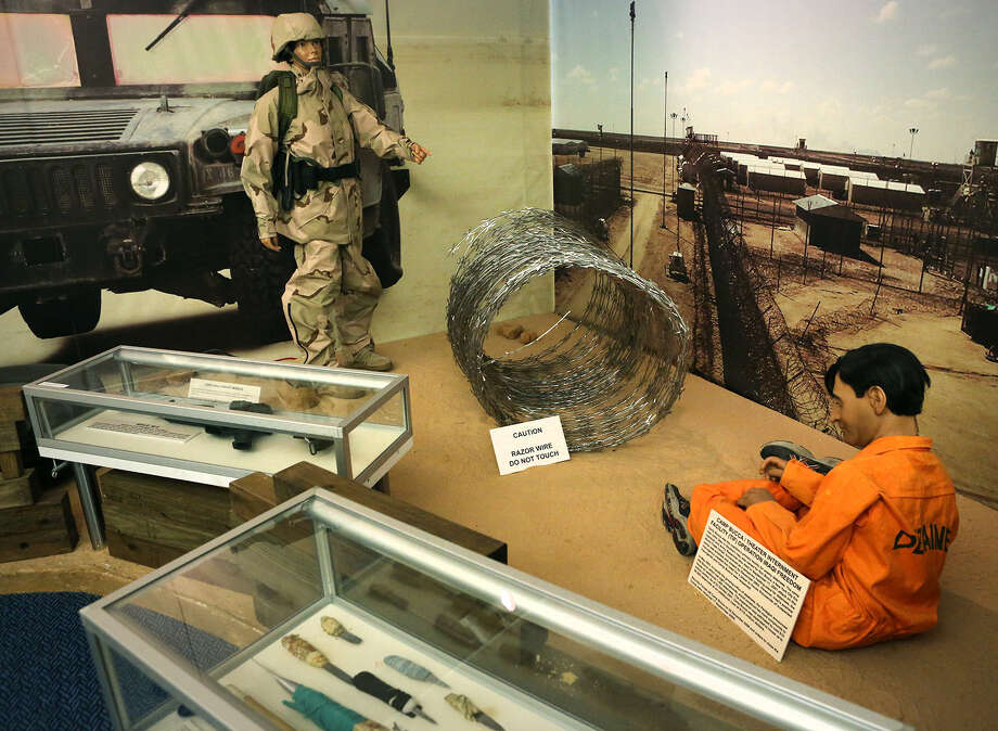 A White House petition was filed in August seeking to stop the Security Forces Museum closure, saying the Air Force's training command acted without consulting key players. Photo: BOB OWEN, San Antonio Express-News / © 2012 San Antonio Express-News