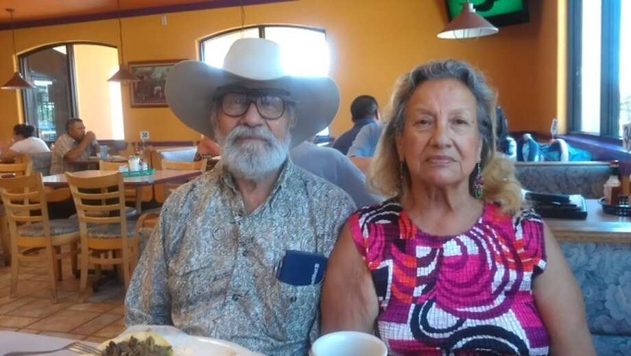 Perfecto Anselmo Gonzalez and Consuelo Cabello Torres, both 78, were  last seen making a transaction at Cleveland-area bank on Thursday. Photo: Liberty County Sheriff's Office