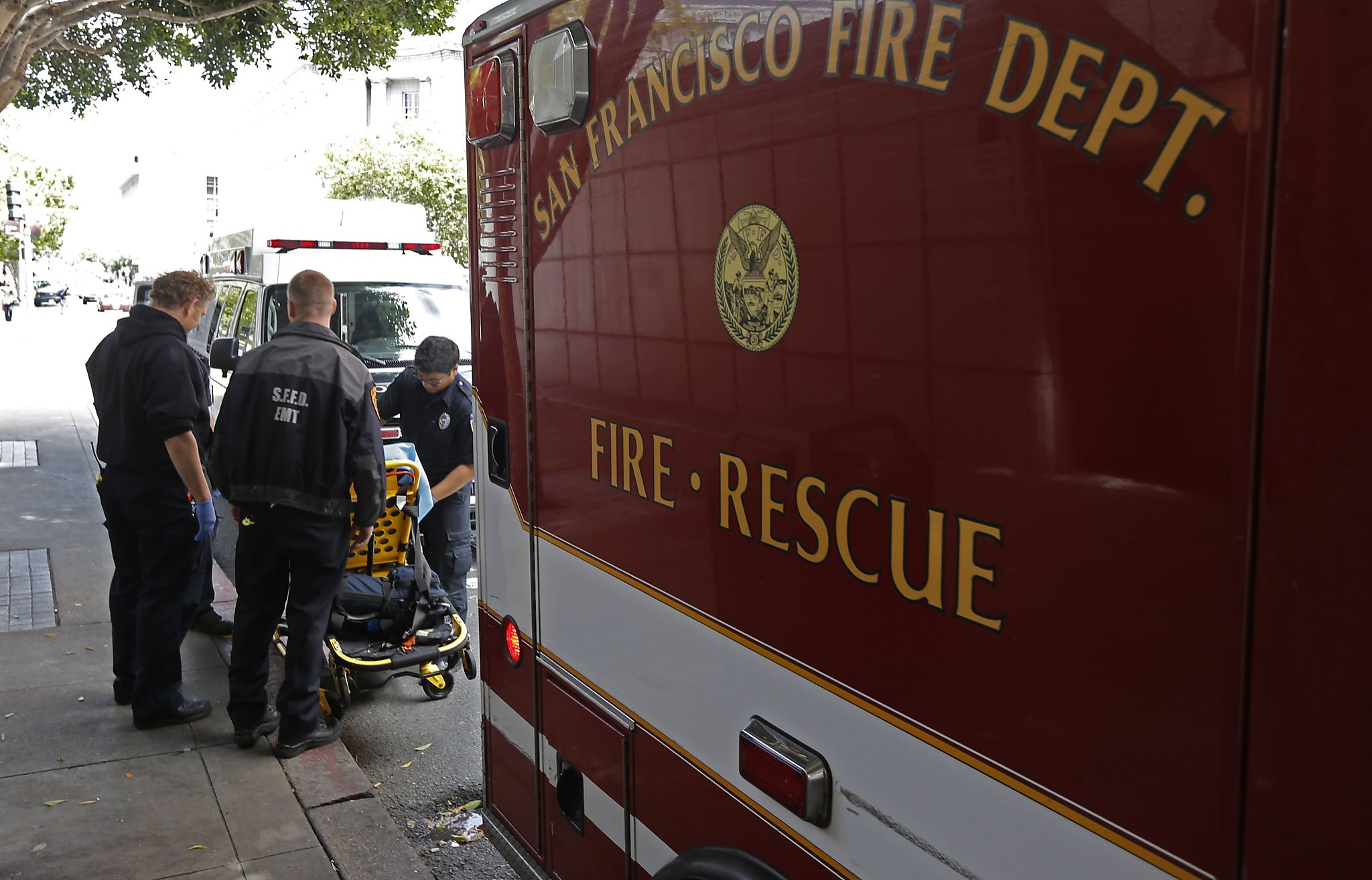 S F  supervisor says Fire Department puts public safety at