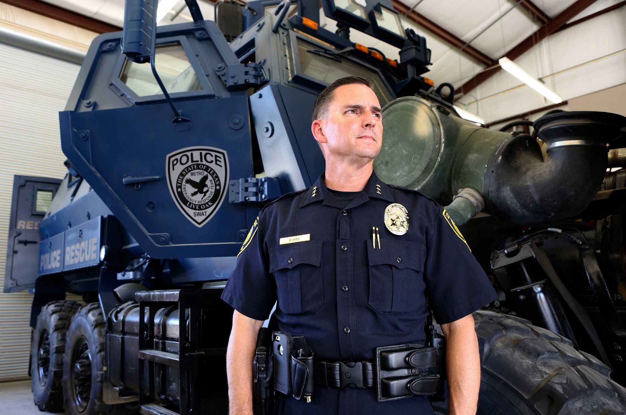 Police Militarization Comes To Texas San Antonio Express