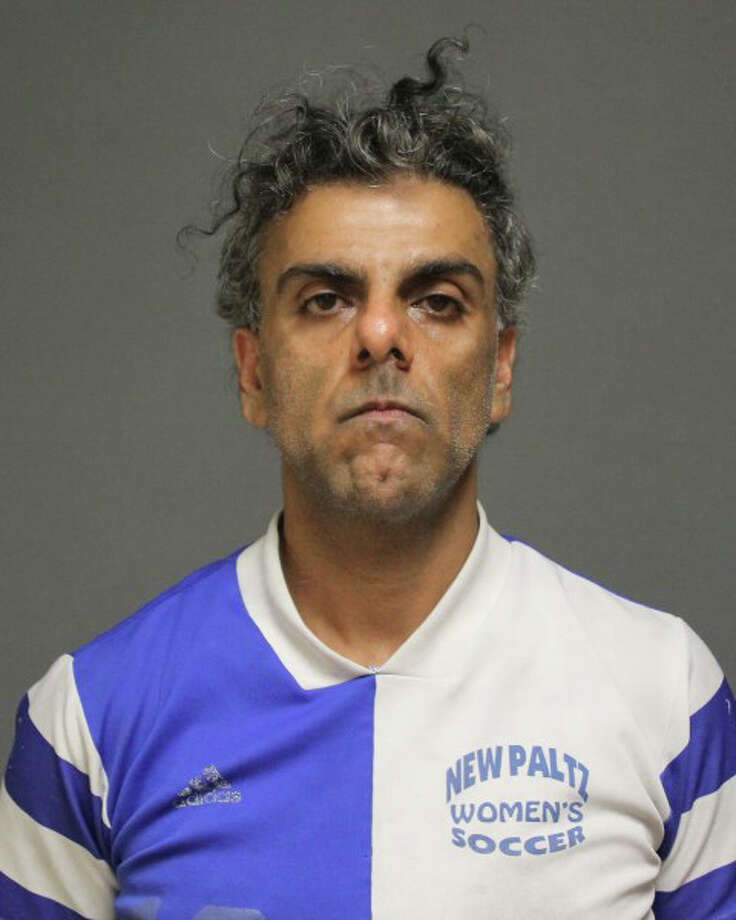 Mehta Sunil, 45, of Fairfield, was arrested Sunday and charged with assault and violating  a protective order. Photo: Contributed Photo /  Fairfield Citizen contributed