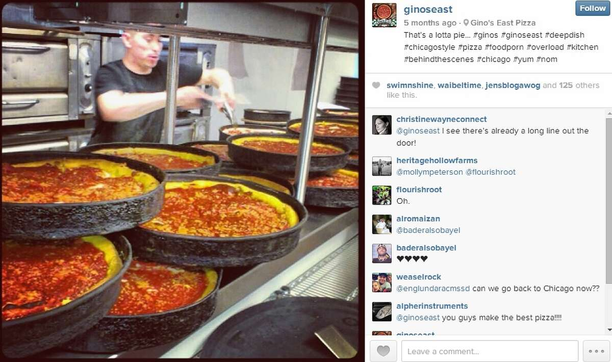 Gino's East, a popular deep-dish pizza restaurant in Chicago, is expanding to Texas and San Antonio.