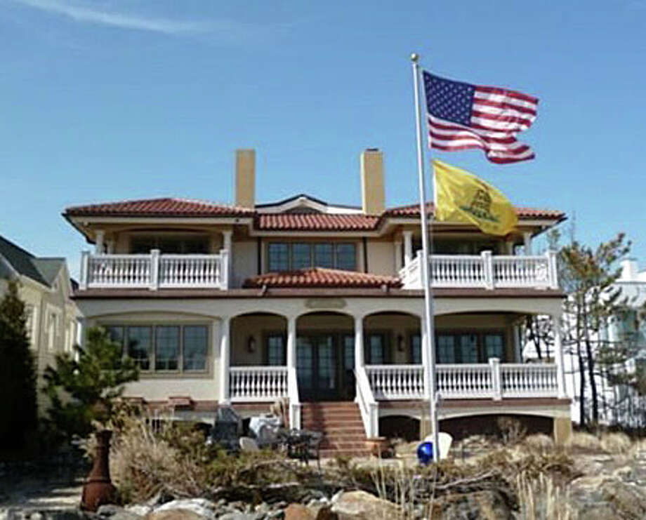 The property at 487 Fairfield Beach Road was recently sold for $4,275,000. Photo: Contributed Photo / Fairfield Citizen