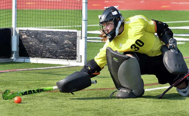 Shen goalie Melissa Nealon practices before their game with Bethlehem High at Shenendehowa High School Friday Sept. 5, 2014, in Clifton Park, NY.  (John Carl D'Annibale / Times Union) Photo: John Carl D'Annibale / 00028441A