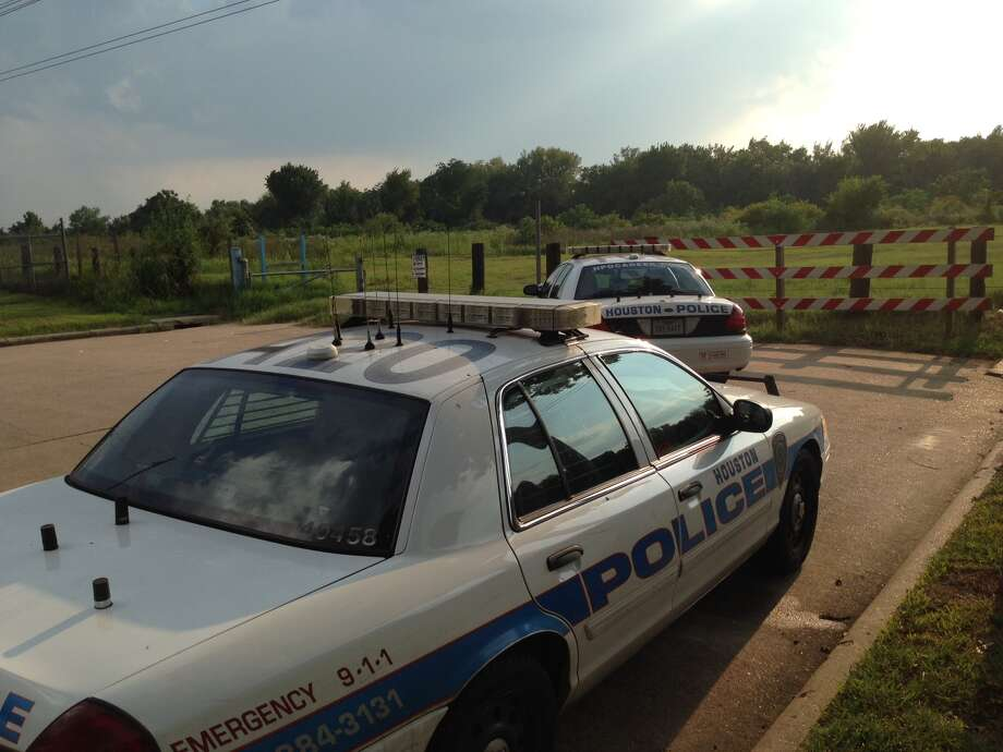 A man saw a decomposing body while walking his dog near the 10900 block of Hammerly on Monday. Photo: Mike Glenn