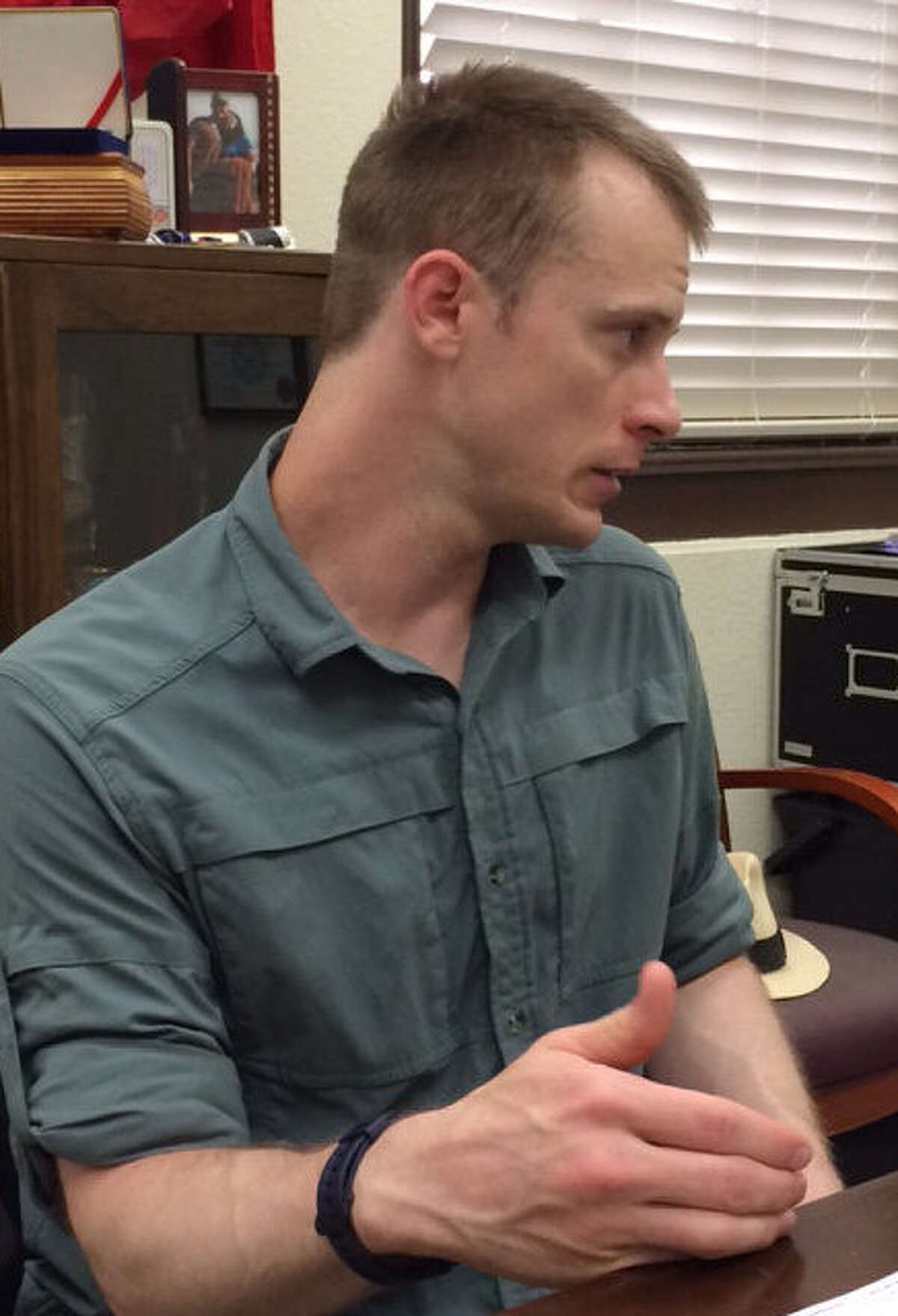 Army Sgt. Bowe Bergdahl has been at Joint Base San Antonio-Fort Sam Houston since June 13.