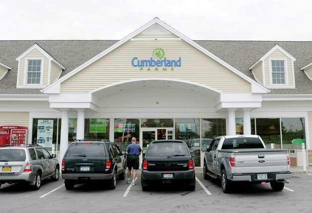 A view of the Cumberland Farms store on Monday, June 10, 2013 in North Greenbush, NY.    (Paul Buckowski / Times Union) Photo: Paul Buckowski / 00022759A