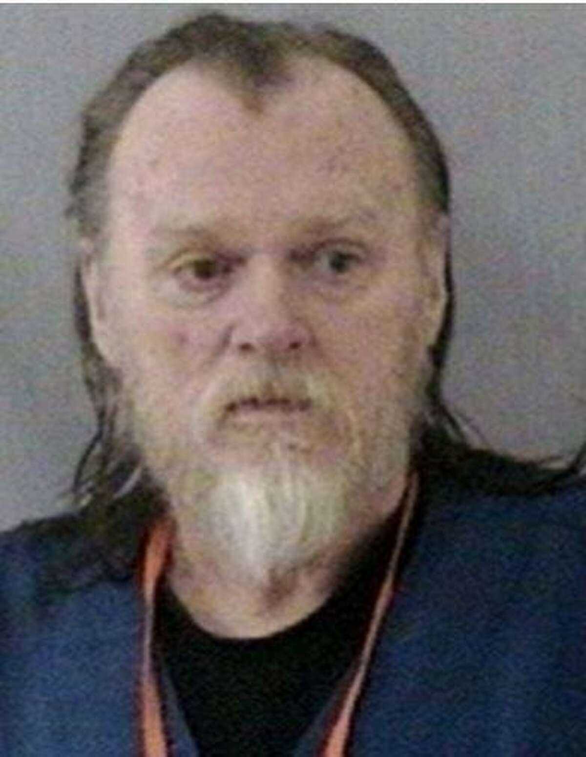 Rodney Halbower, seen in a 2013 photo, has been linked to a string of killings in the Bay Area in 1976. Halbower, 66, is currently an inmate at the Oregon State Penitentiary.