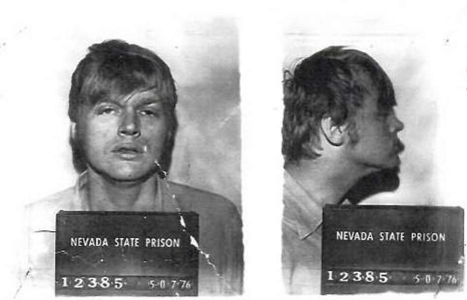 Rodney Halbower, seen in this 1976 booking shot, has been linked to a string of killings in the Bay Area in that year. Photo: Courtesy, FBI