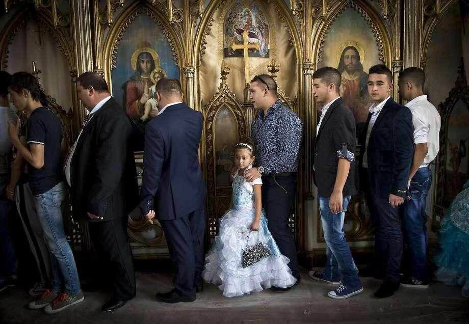 DANIEL MIHAILESCU/AFP/Getty Images Photo: Daniel Mihailescu, AFP/Getty Images