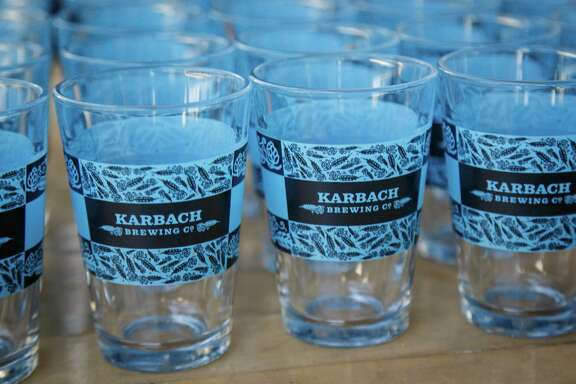 Karbach pours are the featured craft beer at Sundown at The Grove.