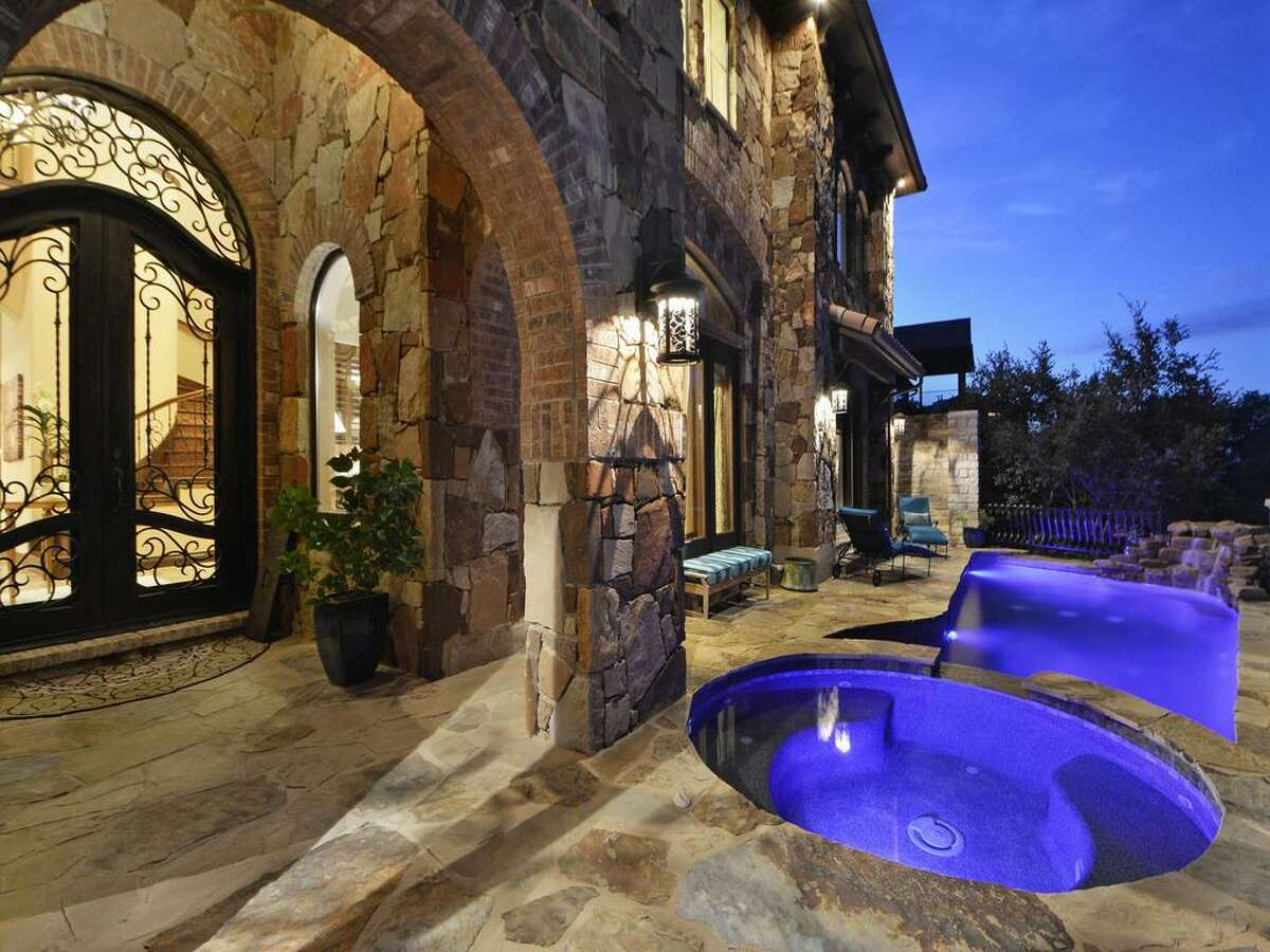 This beautiful Austin property is the perfect Hill Country retreat.