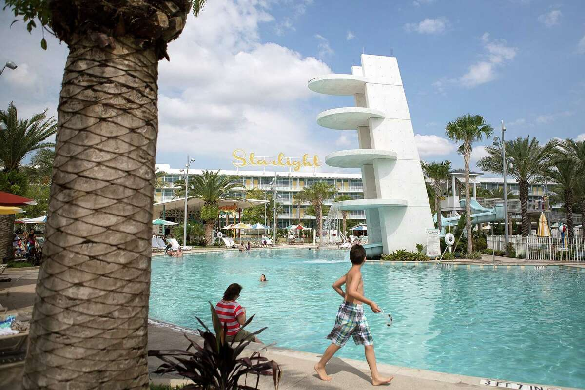 """9. Orlando Thrillist says: """"Orlando's glut of theme parks isn't just for families looking to ride the Tea Cups -- some of the best roller coasters in the world are at Universal's Islands of Adventure."""" Read more."""