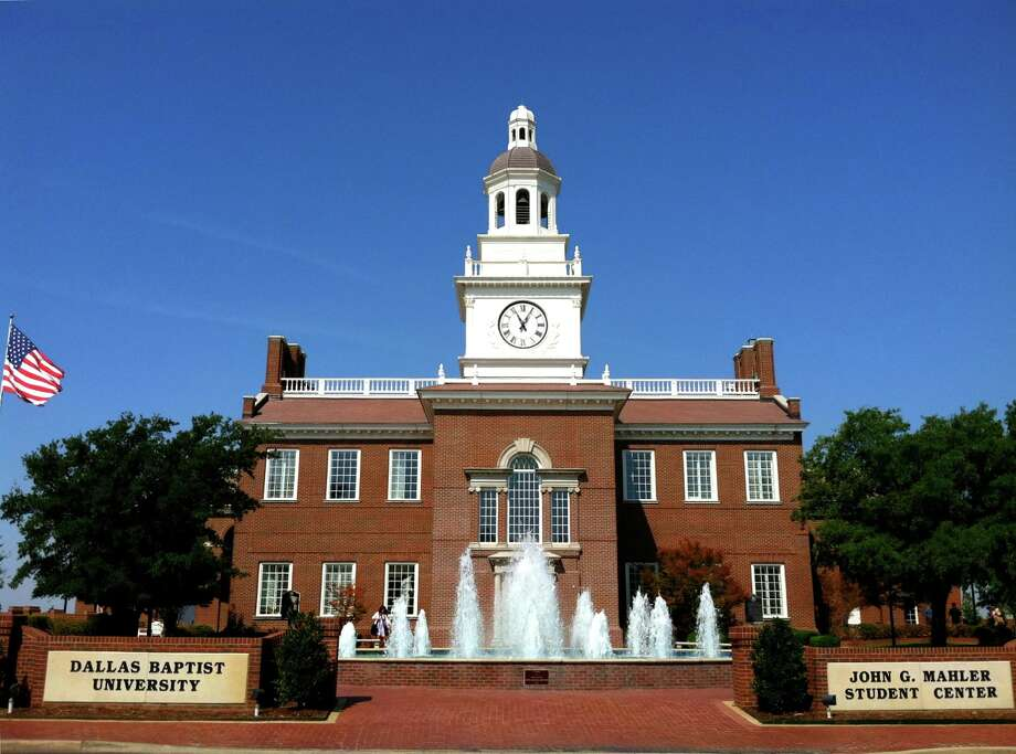 Texas colleges, ranked from most to least conservative1. Dallas Baptist UniversityNational rank (conservative colleges): No. 17Source: Niche Photo: Reagan Rothenberger, Wikimedia Commons