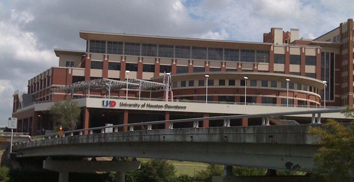 University of Houston-Downtown , Houston Ranking: No. blah in Texas, No. 1,337 overall Graduation rate: 11.9%