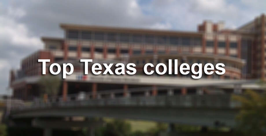CollegeFactual.com released its rankings of Best Colleges for 2015, and ranked one San Antonio university in its top 100 of 1,394 schools, one of just two Texas schools to earn the distinction. Click ahead to see where Texas schools landed on College Factual's list. Photo: Ed Uthman, Wikimedia Commons
