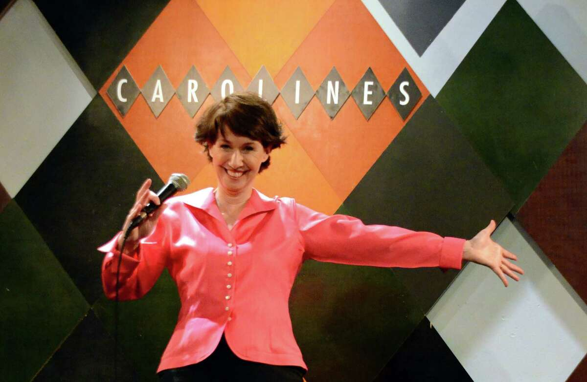 Greenwich, Conn. comic Jane Condon will be among the Ladies of Laughter: Fun & Fabulous, performing at the Palace Theatre, 61 Atlanic St., Stamford, Conn., on Saturday, Sept. 13, 2014.