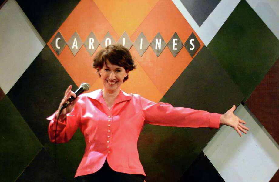Greenwich, Conn. comic Jane Condon will be among the Ladies of Laughter: Fun & Fabulous, performing at the Palace Theatre, 61 Atlanic St., Stamford, Conn., on Saturday, Sept. 13, 2014. Photo: Contributed Photo / Stamford Advocate Contributed