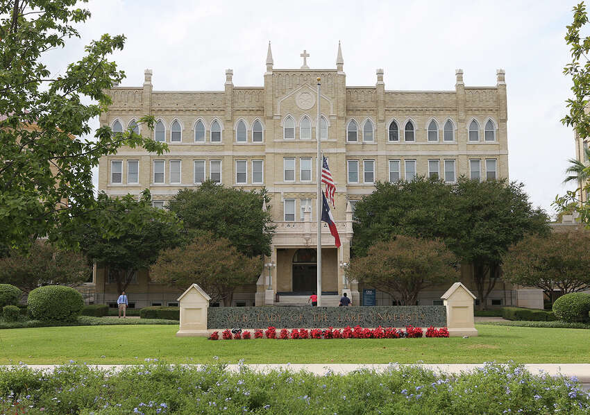 50. Our Lady of the Lake University, San Antonio Percentage of Hispanic enrollment: 55 percent Graduation rate: 27 percent Retention rate: 60 percent Admissions rate: 66 percent Tuition and Fees: $24,596 Source: BestColleges.com