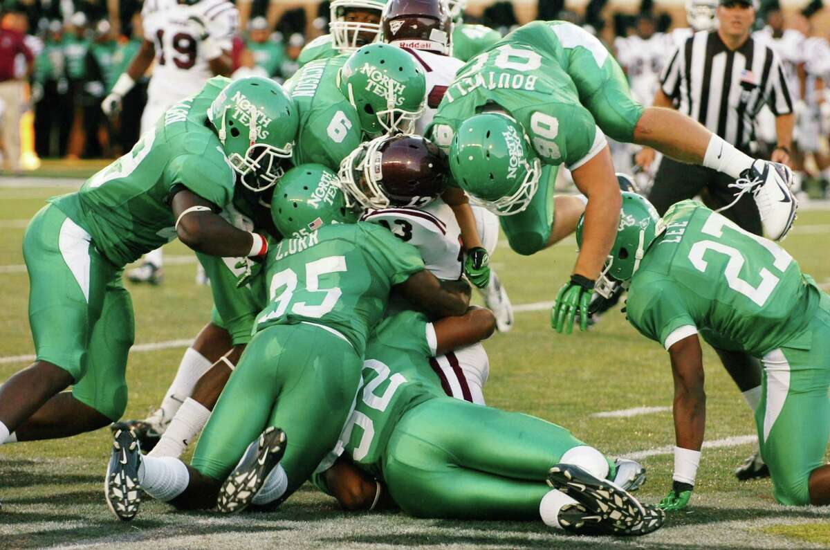 10. University of North Texas Overall rank:123 Program power:5 Rivalry dominance:20 Coaching stability:53 Recruiting trend:13 Revenue growth:97 Twitter buzz:43 Source:ESPN