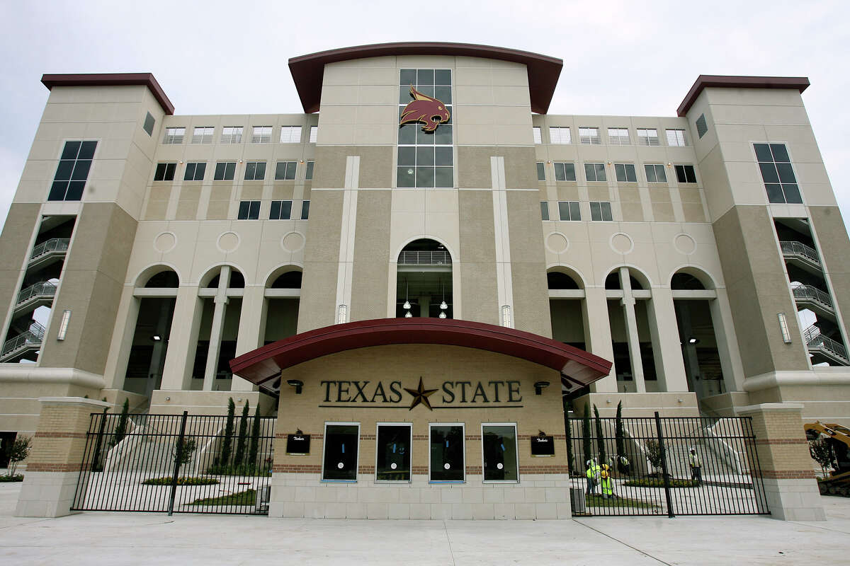 Texas State University: 4