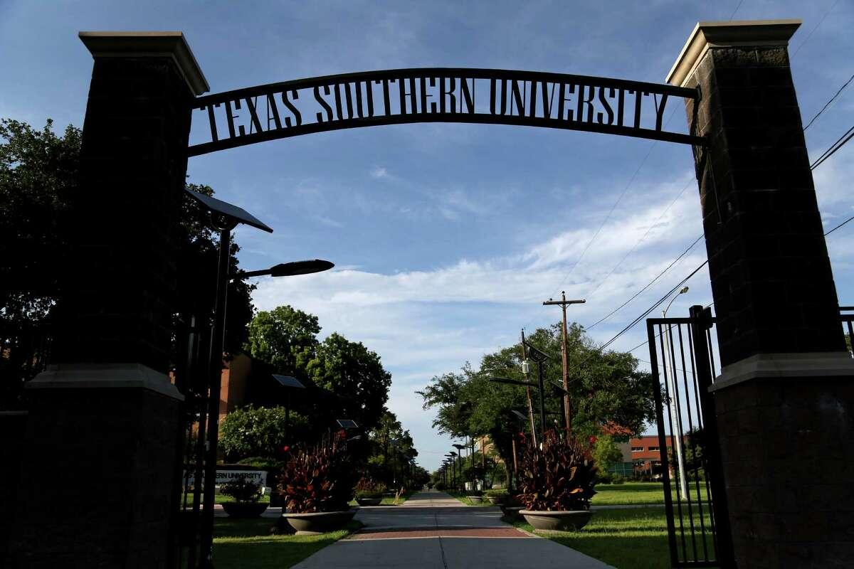 Texas Southern University , Houston Ranking: No. blah in Texas, No. 1,273 overall Graduation rate: 12.0%