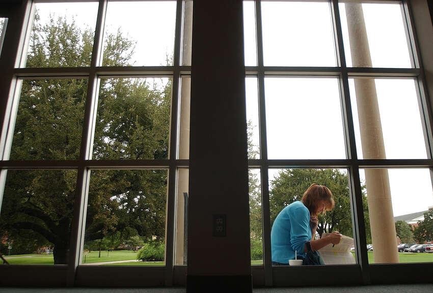 29. University of Mary Hardin-Baylor College Choice Score: 41.30