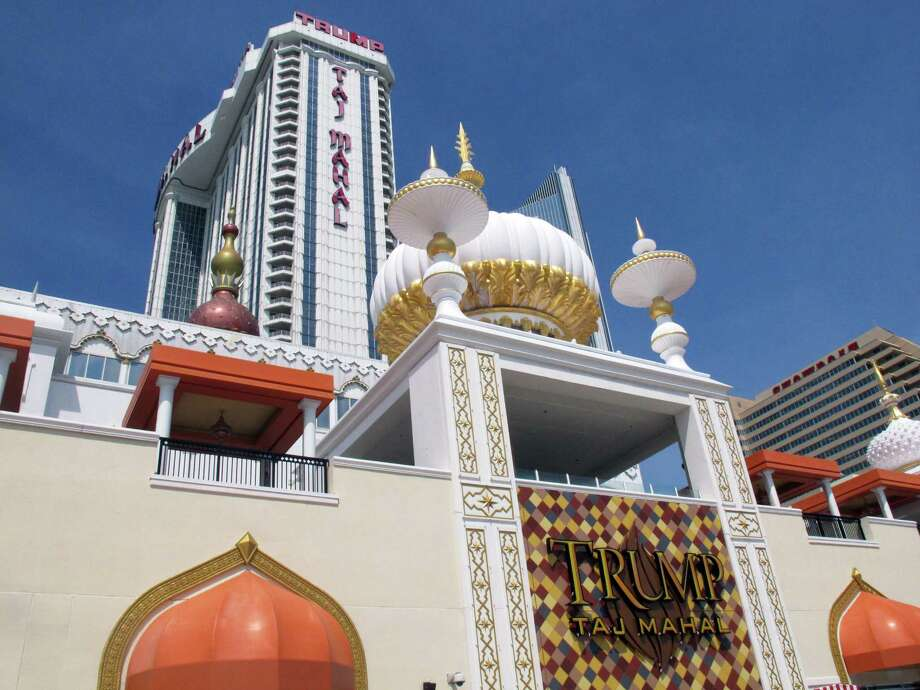 Trump Entertainment may shut down the Taj Mahal Casino Resort. Three other Atlantic City casinos closed this year, and another will close next week.  Photo: Wayne Parry, STF / AP
