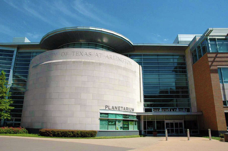 The University of Texas at Arlington Photo: Wikimedia Commons