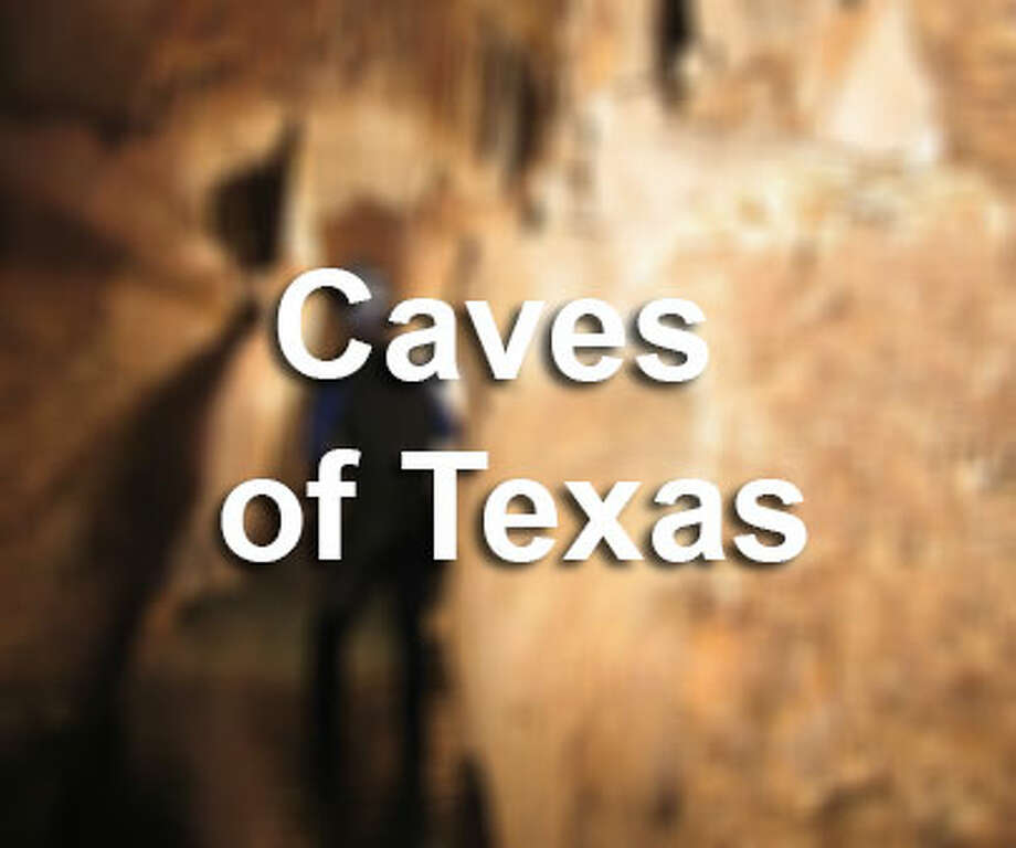 There are more than 5,000 caves in the Lone Star State. Click through the slideshow and see some of the coolest ones.