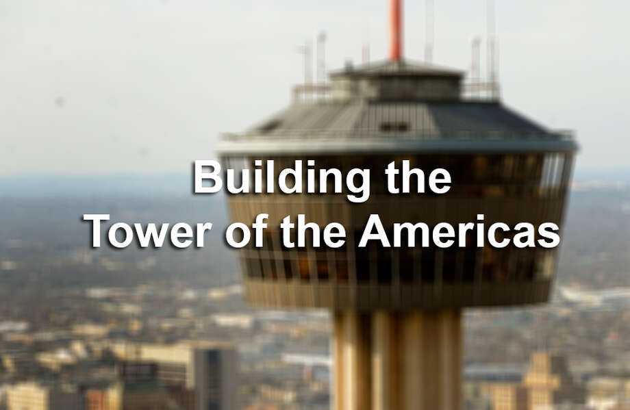 The Tower of the Americas is a distinct landmark on San Antonio's skyline, and a visual reminder of how HemisFair '68 changed the Alamo City. Photo: San Antonio Express-News