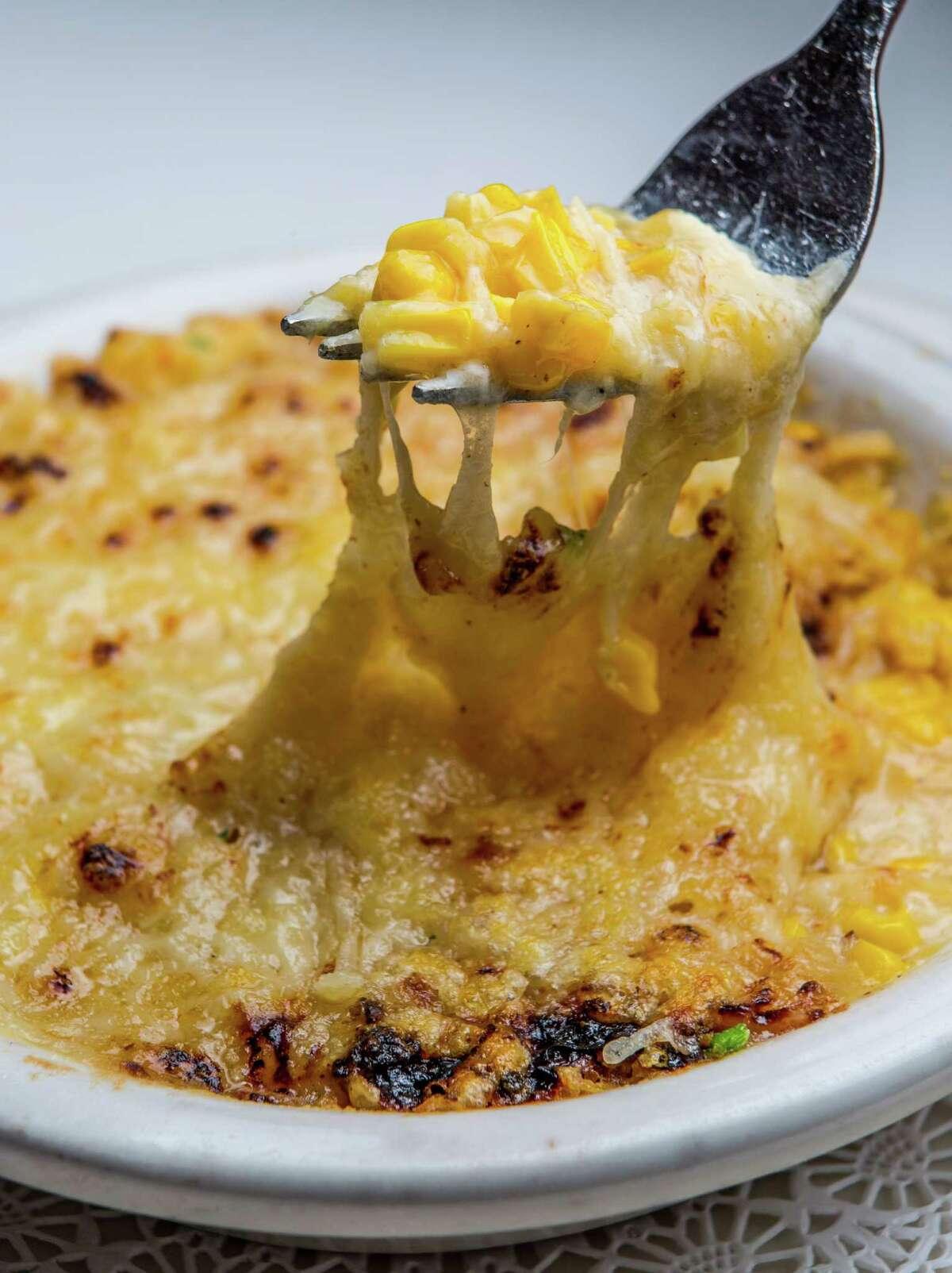 Killen's Steakhouse's creamed corn